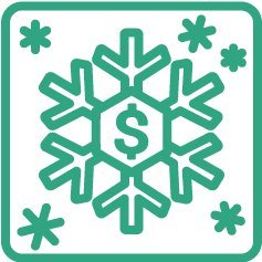 ICON holiday savings CLEAR